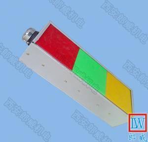 人防通风方式信号灯箱